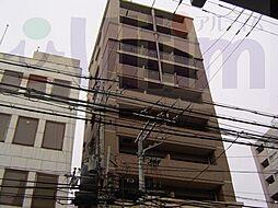 京都府京都市下京区扇酒屋町の賃貸マンションの外観