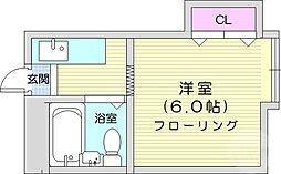 下馬駅 2.3万円