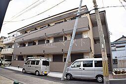 大阪府大阪市西成区天下茶屋3丁目の賃貸アパートの外観