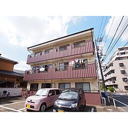 東京都足立区西保木間1丁目の賃貸マンションの外観