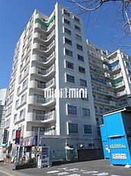 セブンスターマンション[8階]の外観