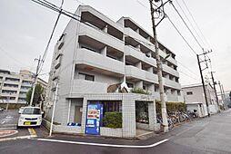 埼玉県蕨市塚越4丁目の賃貸マンションの外観