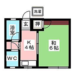 大森・金城学院前駅 2.4万円