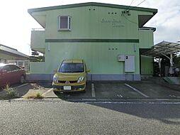 愛知県清須市清洲1丁目の賃貸アパートの外観