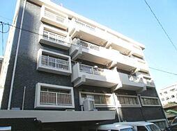 鳳明マンション[4階]の外観