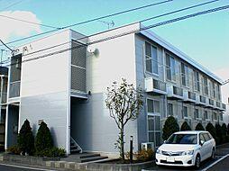 埼玉県三郷市新和4丁目の賃貸アパートの外観