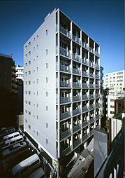 カスタリア八丁堀[2階]の外観