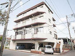 安井ビル[4階]の外観