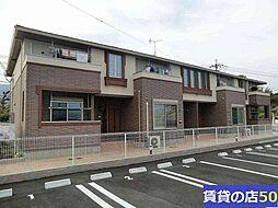奈良県五條市今井町の賃貸アパートの外観