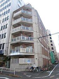 ヴィレ新宿御苑[1階]の外観