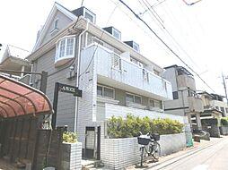 埼玉県さいたま市中央区上落合3丁目の賃貸アパートの外観