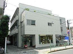 東京都世田谷区上祖師谷1丁目の賃貸マンションの外観