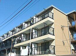 埼玉県川口市西青木4丁目の賃貸マンションの外観