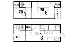 東垂水駅 3.2万円
