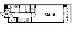 グレース東淀川[2階]の間取り