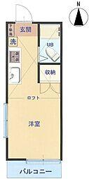 田無駅 4.5万円