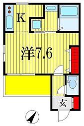 稲毛駅 6.8万円