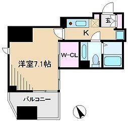 プレミアステージ大塚[8階]の間取り
