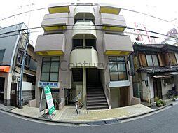 大阪府池田市満寿美町の賃貸マンションの外観