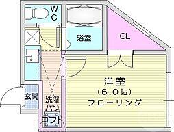 名取駅 3.3万円