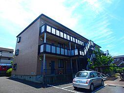 カサベルテ[3階]の外観