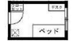 南柏駅 1.0万円