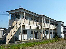 ハイツフレンド白川[2階]の外観