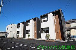 [一戸建] 徳島県名西郡石井町石井 の賃貸【/】の外観