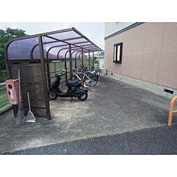 奈良県桜井市桜井の賃貸アパートの外観