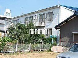 シャルム川崎[2階]の外観