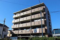 愛知県あま市篠田虱掛の賃貸マンションの外観