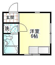 富水駅 2.5万円