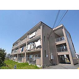 奈良県奈良市大安寺の賃貸マンションの外観