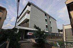 スカイコート山科安朱[304号室号室]の外観