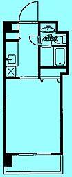 プレール宮崎台[4階]の間取り