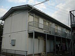 コーポ松本B[2階]の外観