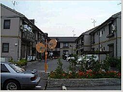 リッチネス阪南B[1階]の外観