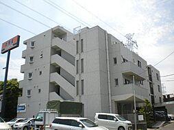 サニーフラット[2階]の外観