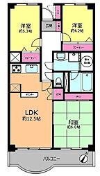 稲毛台サンハイツA棟303