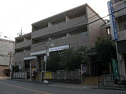 ザ・ヒルズI[3階]の外観