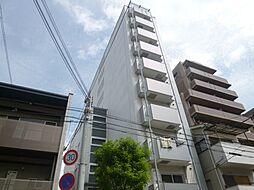 アリスマナーガーデン四天王寺[4階]の外観