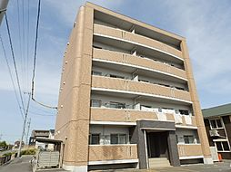 三重県鈴鹿市江島町の賃貸マンションの外観