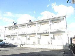 コーポ阪野[1階]の外観