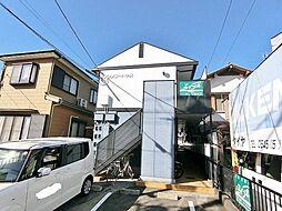 静岡県富士市中央町3丁目の賃貸アパートの外観