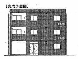 古川町4丁目マンション[2階]の外観
