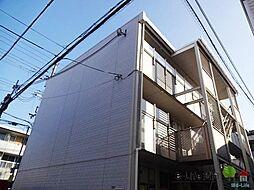 レオパレス住吉伍番館[3階]の外観