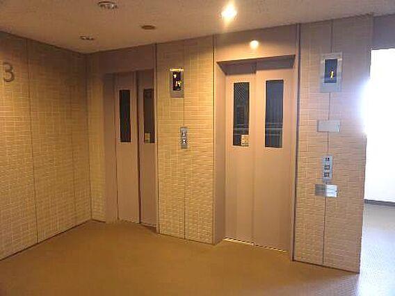 エレベーター付...