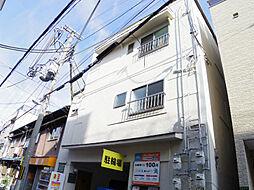 大阪府大阪市生野区桃谷1丁目の賃貸マンションの外観