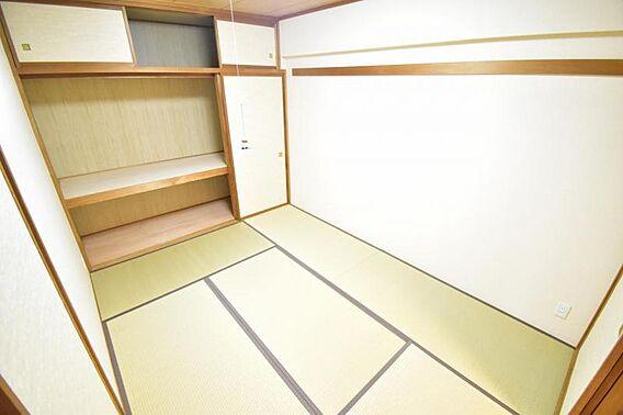 和室です。客間...