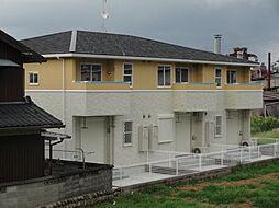 アバンツァート参番館[2階]の外観